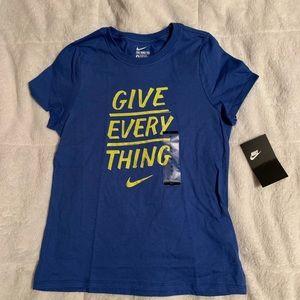 Girls Nike Tee